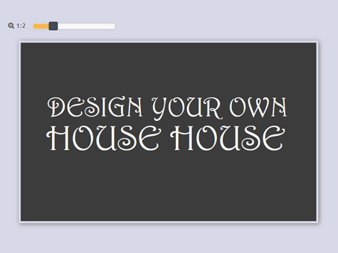 Design your Own House Sign